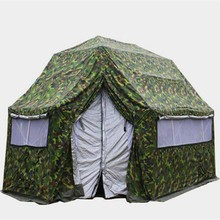 8 10 Men Easy up Multi-function Camouflage Military Army Tents Disaster Refugee Hospital Tent