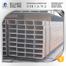 galvanized steel hollow section rectangular