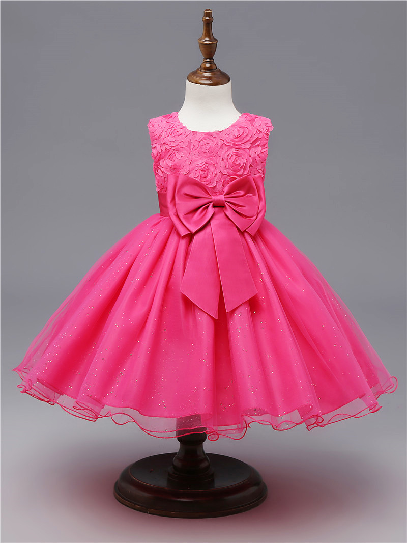 5 14 Years Kids Dress for Girls Wedding Tulle Lace Long Girl Dress ...
