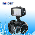 Meikon LED Video light 40M Underwater camera light waterproof LED Photography lamp for sony canon nikon