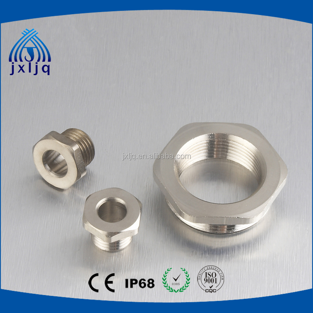 Explosion proof Waterproof Stainless Cable Gland Redecer cable joint connector