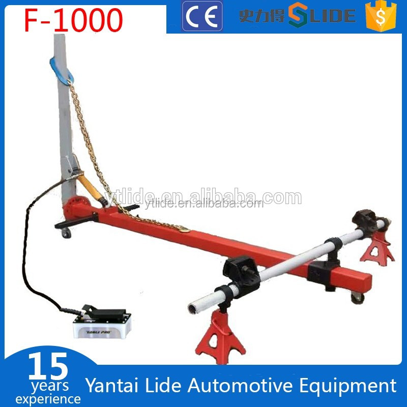 auto body measuring system