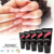 RONIKI factory new fashion clear nail product led uv gel poly gel polish