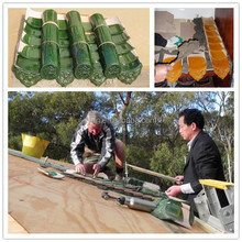 Handmade chinese structure wood shingle roofs