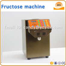 Bubble Tea usage Fructose Machine de distribution