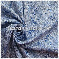 newest high quality blue and white porcelain 100%cotton printed fabric