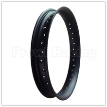 "U 2.50-17"" inch motorcycle alloy wheel rim for South America market"