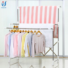 Big loading stainless steel clothes drying rack