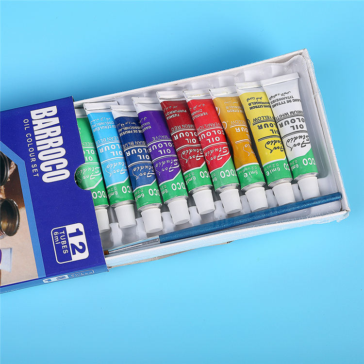 Artist 39 s quality medium oil colour best oil color paints for Oil paint colors names