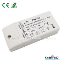 CE,ROHS approved led bulb driver,lifud driver for led down light