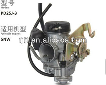 Motorcycle Carburetor 5NW(PD25J-3)