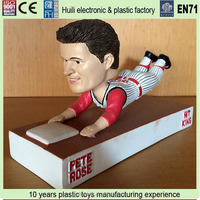 customized pvc vinyl action figures production, 3d cartoon hot toys action figures, Custom soccer player action figure