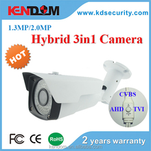 Best Home Surveillance Camera TVI/AHD/CVBS all in one Hybrid Camera with auto tracking PTZ Camera New Arrivals Promotion