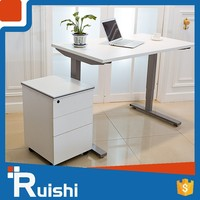 Electric Height Adjustable Anti-collision Wholesale Used Computer Desk
