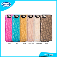 New premium ultra thin mix color mobile phone case for iphone 6