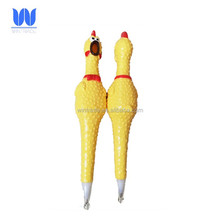 Novelty squeeze turkey pen make sound shrilling chicken pen