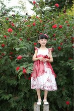 NEW ARRIVAL! 2013 latest fashion kaftan dress for children