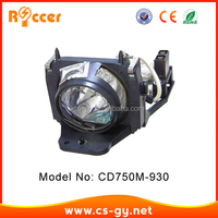 bare bulb shp22 for BOXLIGHT CD-600m,CD-750m,CD750M-930 Projector Lamp