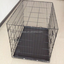 "NEW DOG PUPPY CAT RABBIT COLLAPSIBLE CRATE 20""-48""INCHES PET CAGE KENNEL"