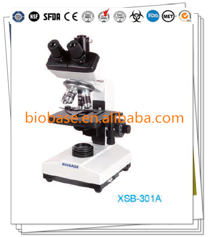 laboratory Microscope / medical microscope slide for factory price