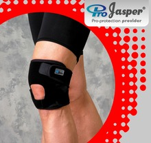 2017 New Design Good Response Adjustable Cool Fiber Knee Brace