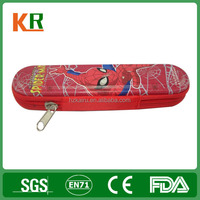Factory Matel pencil case small Tin box with zipper