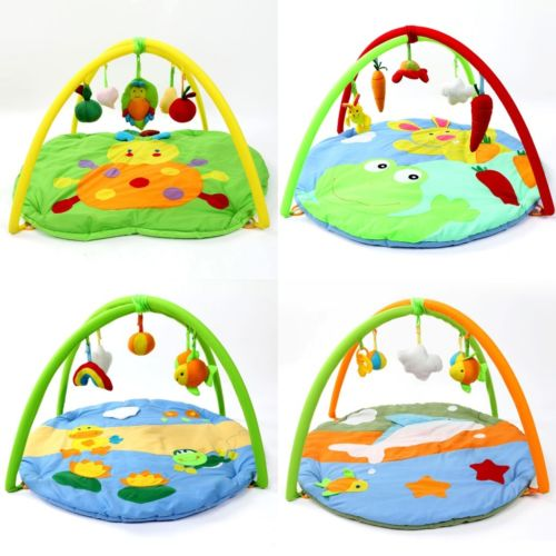 Hot Newborn Baby Indoor Activity Gym Play Mats