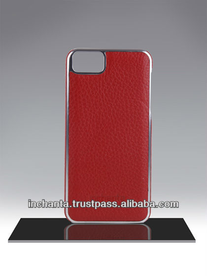 Inchanta Leather Cover G003