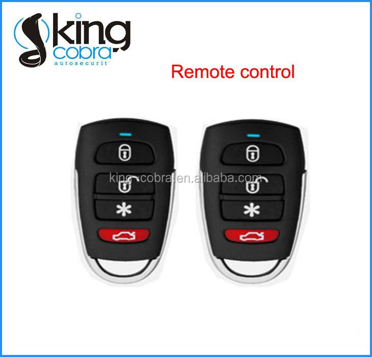 Remote Control MKF Keyless Entry System for Sale