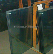 6mm thick clear float glass price float glass
