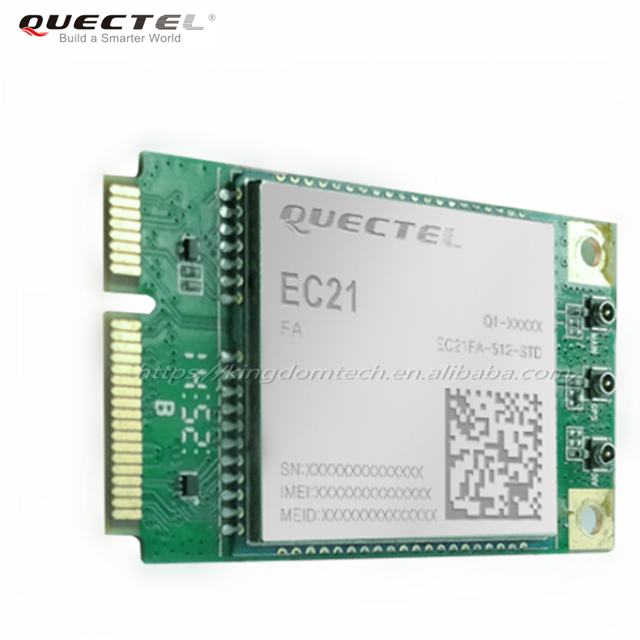 On Sale Quectel Cat1 EC21AFA PCIE LTE GPS M2M <strong>WIFI</strong> 4g GSM mini PCI module