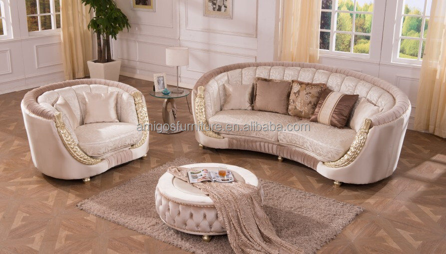 circular furniture sofa