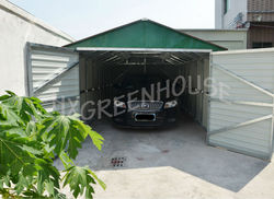 New business ideas car shed design HX81133-A