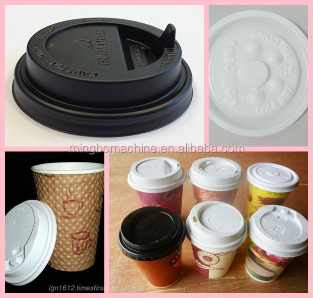 Fully automatic plastic cup lid making machine(MB-420)