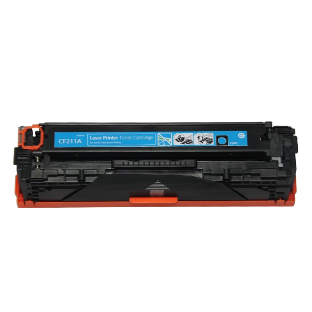 Compatible Color laser Toner Cartridges Cf210a for HP toner printer