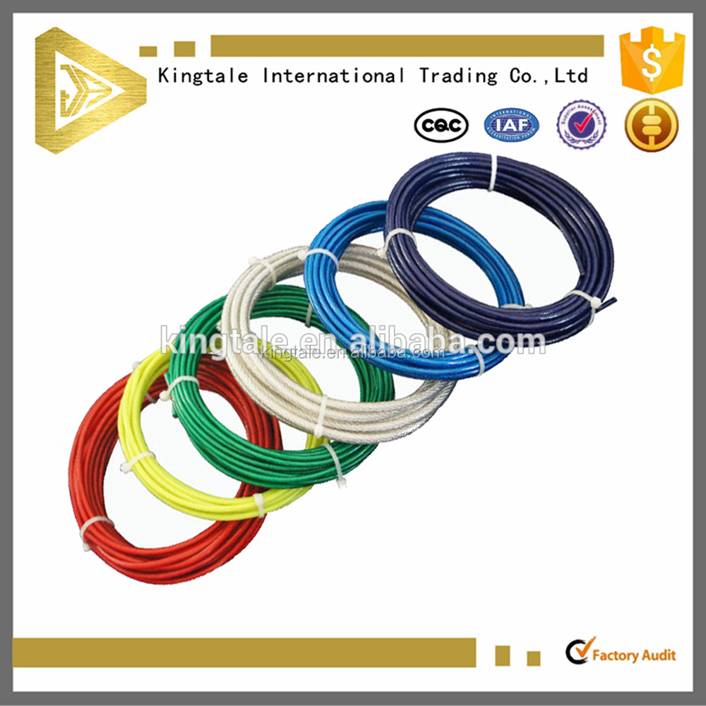 Cable Multi Pvc : Multistrand flexible copper wire pvc coated cable multi