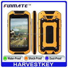 New style new products V12 4.5inch IP68 Waterproof outdoor waterproof rugged smartphone