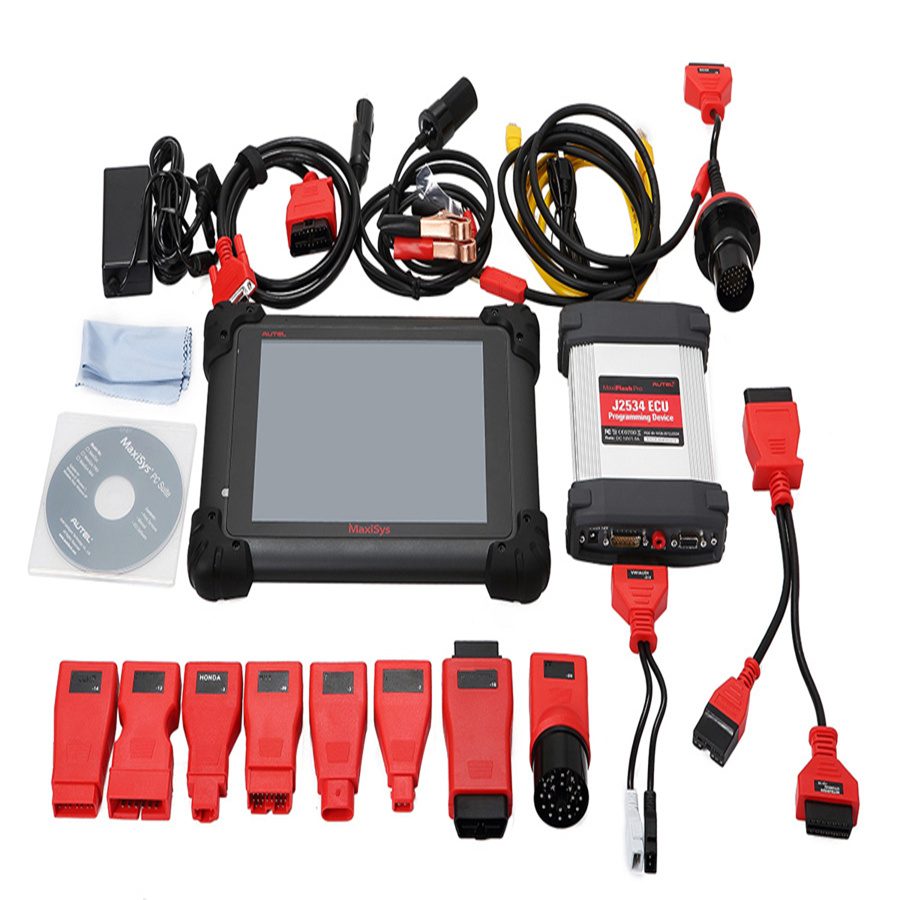 Authorized Dealer Auto Car Diagnostic Machine Autel Maxisys Pro Ms908P <strong>J2534</strong> <strong>Interface</strong> with ECU Coding
