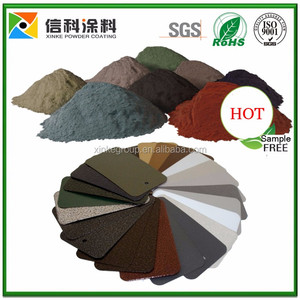 hybrid epoxy polyester powders