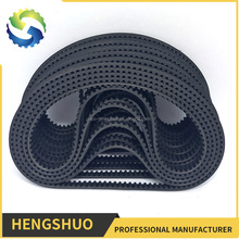 High-flow excellent quality rubber industrial timing belts