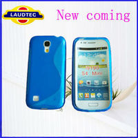 Mobile Phone New S-Line TPU Gel Case Cover for Samsung Galaxy S4 mini