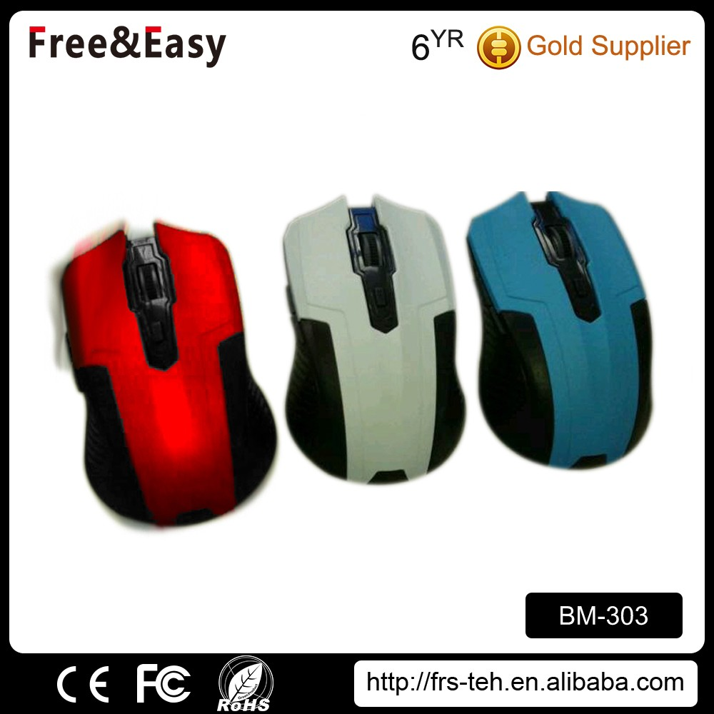 New design 1600DPI 6D optical bluetooth 3.0 smart mouse