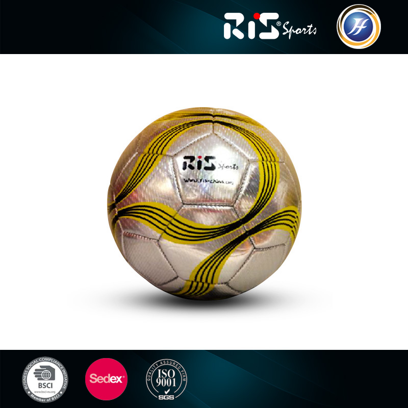 Factory supply size 1,2,3,4,5 promotional soccer ball
