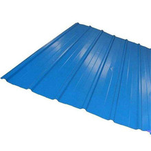 0.1mm-0.8mm Galvalume Steel Corrugated Roofing Sheet For Decoration