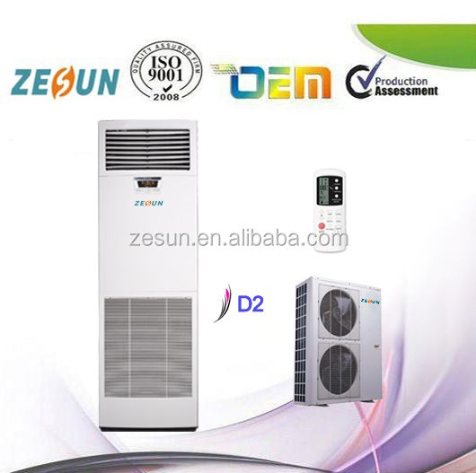 36000 BTU 3 Tons T3 220V 50Hz Best Price Floor Standing for Green Air conditoner Conditioning Price Made in China