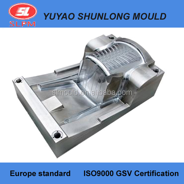Plastic chair injection mould with factory directly manufacturing
