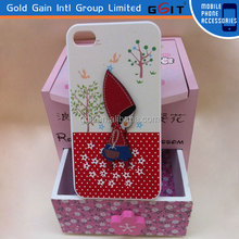 Mobile Phone Accessory Cute Case For Samsung For Galaxy S4