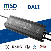 Waterproof DALI Dimmable led driver CE pass DC 80W 2.1A LED driver with five years warranty