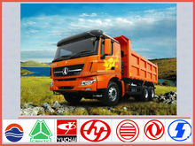 China famous brand North Benz Beiben V3 20 ton 10 wheeler dump trucks for sale