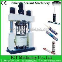 Machine for making silicone sealant adhesive